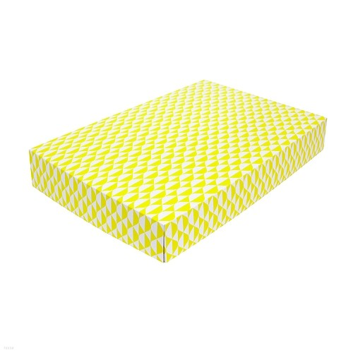 paper box-cap(lemonade)
