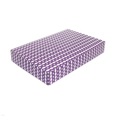 paper box-cap(lavender)