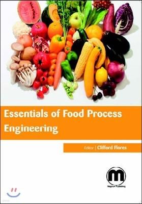 Essentials Of Food Process Engineering