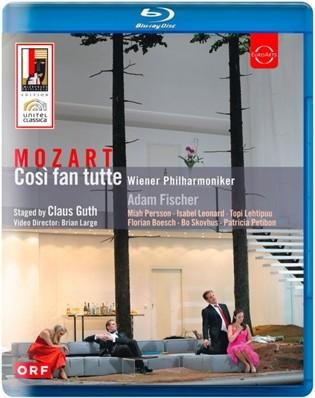 Adam Fischer 모차르트: 코지 판 투테 - 아담 피셔 (Mozart: Cosi fan tutte, K588)