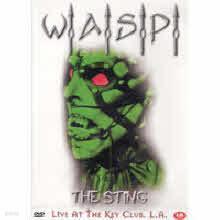 [DVD] W.A.S.P. - The Sting: Live at the Key Club L.A.