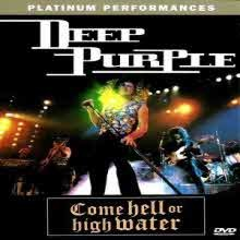 [DVD] Deep Purple - Come Hell Or High Water (미개봉)
