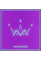 마마무 (Mamamoo) - 미니앨범 5집 : Purple [A,B 버전 랜덤]