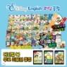 레인보우펜포함(2017년개정판)[디지털북이용권+상품권증정] 디즈니잉글리쉬리딩클럽 step1,2,3 풀구성 (총 142종) 세이펜활용가능 | 아이들이 좋아하는 디즈니캐릭터와 즐