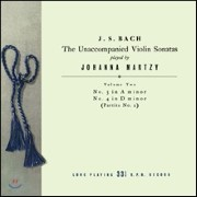 요한나 마르치 - 바흐: 무반주 바이올린 소나타 & 파르티타