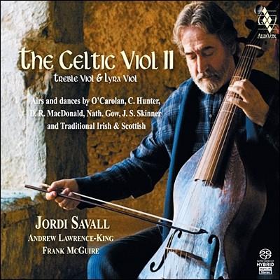 Jordi Savall 켈틱 비올 II : 트레블 비올 & 리라 비올 (The Celtic Viol II) 조르디 사발