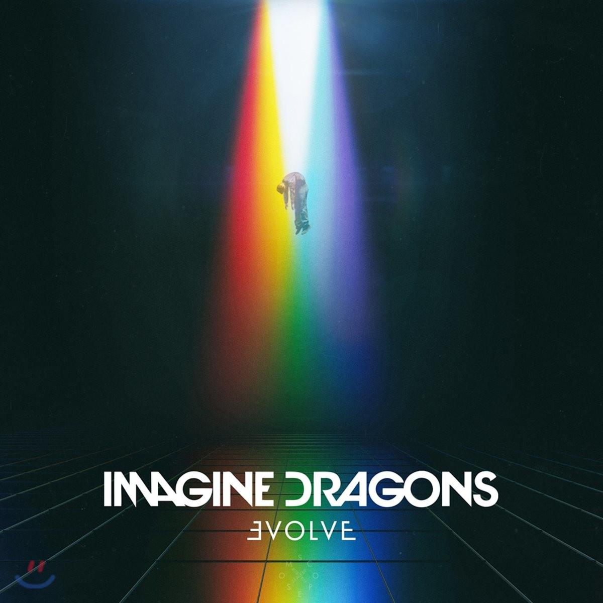 Imagine Dragons (이매진 드래곤스) - Evolve [Deluxe Edition]
