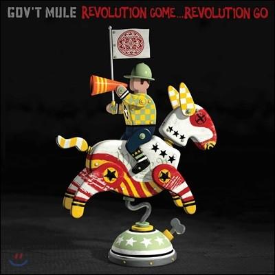 Gov't Mule (거번먼트 뮬) - Revolution Come… Revolution Go