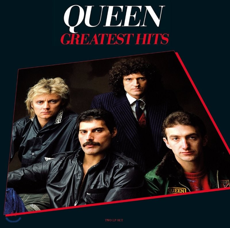 Queen - Greatest Hits I 퀸 베스트 앨범 1집 [2LP]