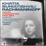 Khatia Buniatishvili 라흐마니노프: 피아노 협주곡 2, 3번