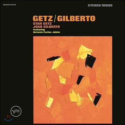 Stan Getz & Joao Gilberto (스탄 게츠, 주앙 질베르토) - Getz/Gilberto (게츠/질베르투)