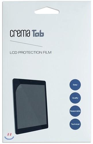 크레마 탭 (crema tab) 액정 보호 필름
