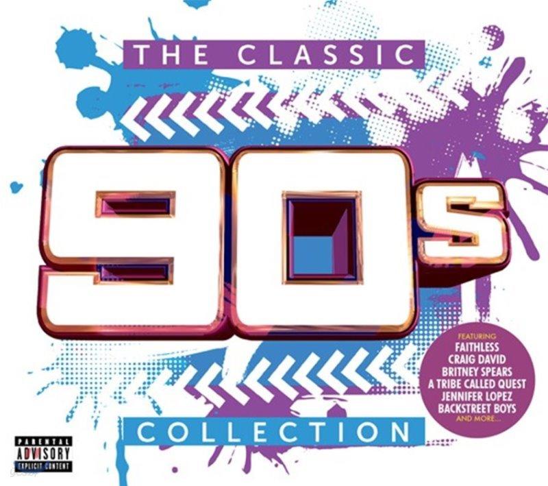 1990년대 팝 음악 모음집 (The Classic 90s Collection)