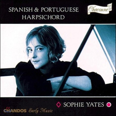 Sophie Yates 스페인 / 포르투갈의 하프시스코드 음악 - 소피 예이츠 (Spanish & Portuguese Harpsichord)