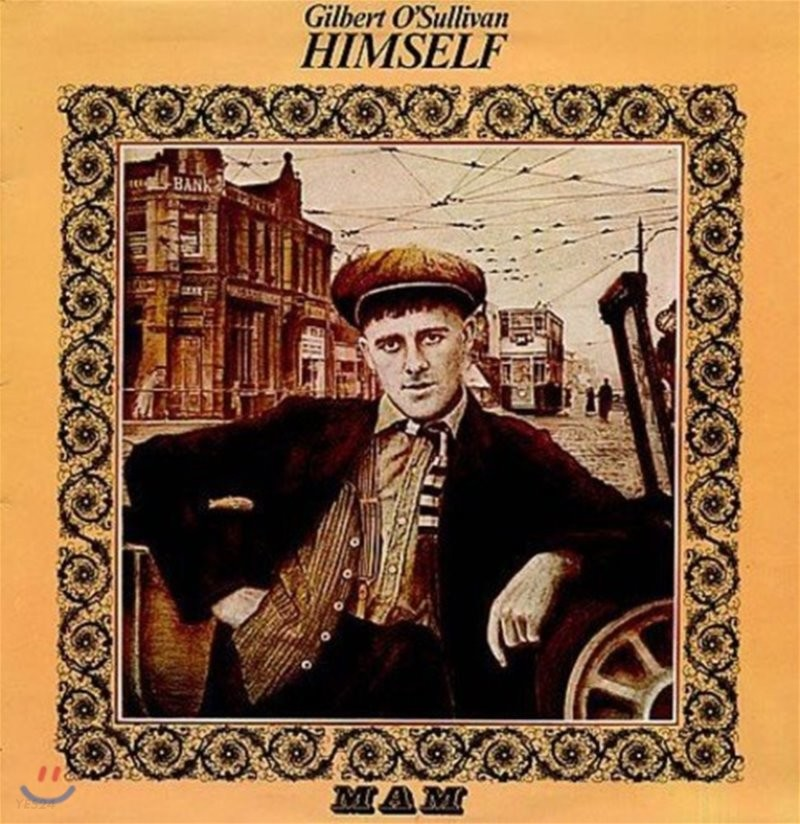 Gilbert O'Sullivan (길버트 오설리반) - 1 Himself [LP]