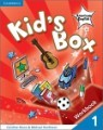 Kid's Box American English Level 1 : Workbook