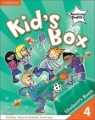 Kid's Box American English Level 4 : Student's Book