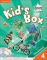 Kid's Box American English Level 4 : Workbook