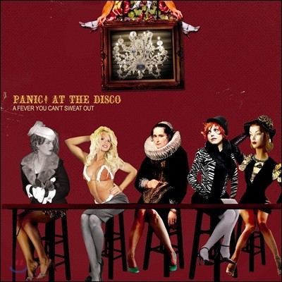 Panic! At The Disco (패닉! 앳 더 디스코) - A Fever You Can't Sweat Out [LP]