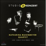 Katharina Maschmeyer Quartet - Studio Konzert 카타리나 마슈마이어 쿼텟 - 스튜디오 콘서트 [Limited Edition LP]