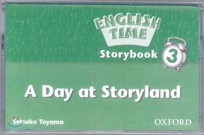 English Time 3 : Story Book Tape 1