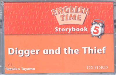 English Time 5 : Story Book Tape 1