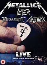 The Big Four: Live From Sonisphere 2010