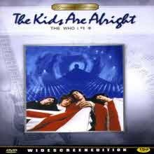 [DVD] The Who - The Kids Are Alright (미개봉)