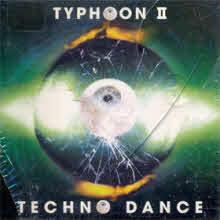 V.A. - Typhoon II - Techno Dance (2CD/미개봉)