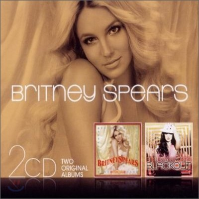 Britney Spears - Circus + Blackout - YES24