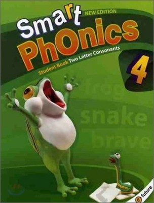 Smart Phonics 4 : Student Book (New Edition)