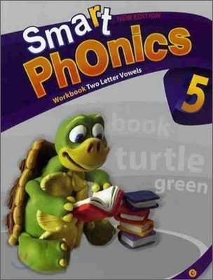 Smart Phonics 5 : Workbook (New Edition)