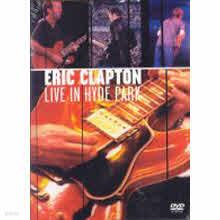 [DVD] Eric Clapton - Live (미개봉)