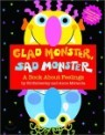[������]Glad Monster, Sad Monster (Hardcover & CD Set)