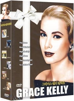헐리우드 클래식 여배우 명작영화 DVD 컬렉션 6편(6Disc) - 그레이스 켈리