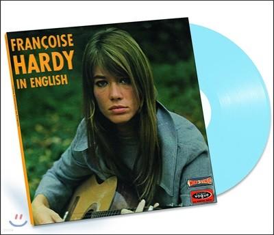 Francoise Hardy (프랑수아즈 아르디) - In English [블루 마블 컬러 LP]