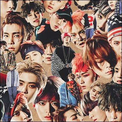 엔시티 127 (NCT 127) - 미니앨범 2집 : NCT#127 Limitless [스마트뮤직앨범]