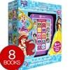 Me Reader & 8 books Library : Disney Dream Big Princess 디즈니 드림 빅 프린세스 미리더 사운드북