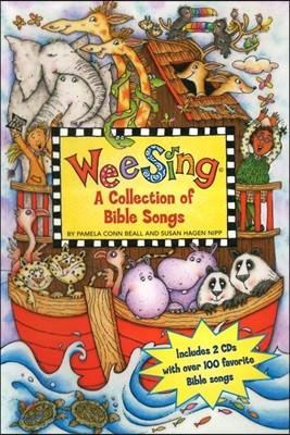 위씽 어린이 성경 2종 세트 : Wee Sing : A Collection of Bible Songs (CD 2장 / 찬송 100곡 포함)