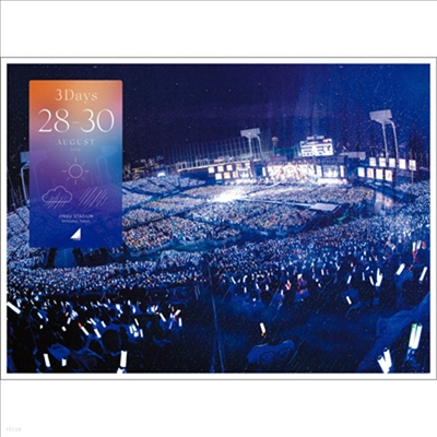 Nogizaka46 (노기자카46) - Nogizaka46 4th Year Birthday Live 2016.8.28-30 Jingu Stadium (지역코드2)(6DVD) (완전생산한정반)