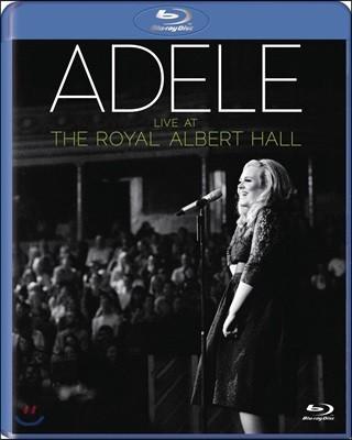 Adele - Live At The Royal Albert Hall 아델 - 2011년 런던 로열 앨버트 홀 라이브 앨범 [CD+Blu-ray]