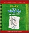 Diary of a Wimpy Kid #3 : The Last Straw (Audio CD)