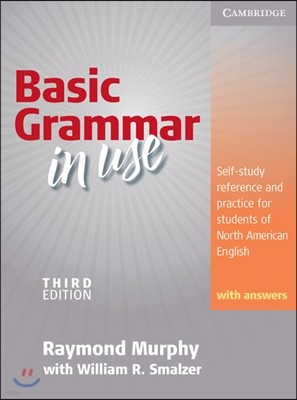 Basic Grammar in Use with Answers 3/E (CD 미포함 / 영문판)