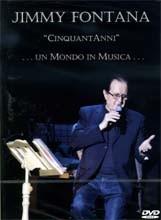 Jimmy Fontana - Cinquantanni Un Mondo In Musica