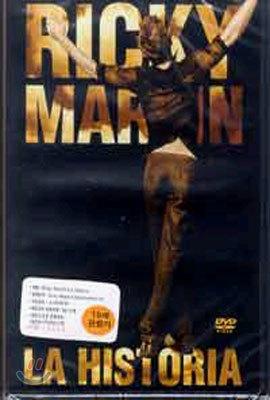 Ricky Martin - La Historia Video Collection