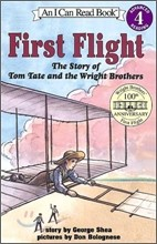 [I Can Read] Level 4 : First Flight