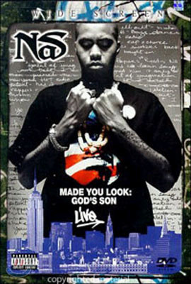 NAS - Made You Look: God`s Son Live