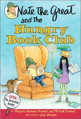 [Nate the Great] Nate the Great and the Hungry Book Club