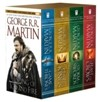 A Song of Ice and Fire : 4-Book Boxed Set