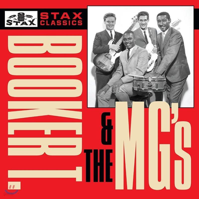 Booker T. & The MG's (부커 티 앤 더 엠지스) - Stax Classics (스택스 클래식스)